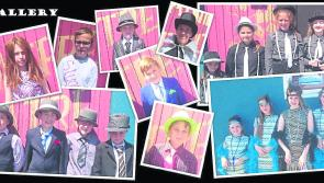 Bugsy Malone- Let's do Bugsy! goes down a treat at Ballymahon's Bog Lane Theatre