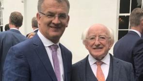 President Michael D Higgins to attend next meeting at Kilbeggan Races