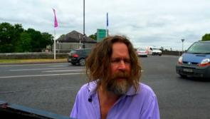 Watch | Liam Ó Maonlaí wows Carrick-on-Shannon public with impromptu street performance