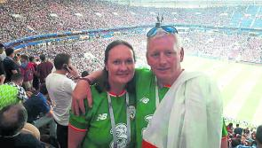 Longford couple enjoy World Cup 'carnival atmosphere'