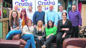 Cruthú Arts Festival hits the streets of Longford next week