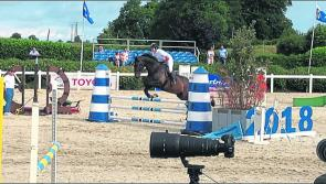 National showjump title for Mosstown's Emer O'Donnell