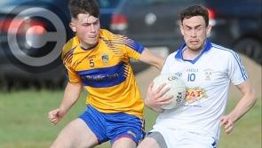 Longford SFC: St Mary's Granard come out on top in clash against Carrickedmond
