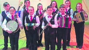 Longford brings home medals aplenty from Leinster Fleadh