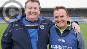 Breaking: Denis Connerton steps down as Longford manager