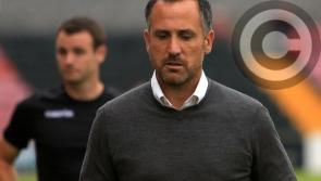 Longford Town's promotion play-off hopes badly hit by heavy defeat against Shelbourne