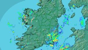 Met Éireann's weekend weather forecast