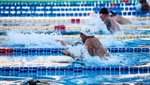 Longford swimmer Darragh Greene ready to take on Europe