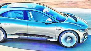 Jaguar's new electric SUV