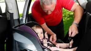 Incorrectly fitted child car seats a major cause for concern in Longford