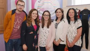 Bridgeways Family Resource Centre, Ballymahon receives €2,000 for 'healthy living' project