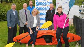 National Canoeing and Kayak Week event in Longford
