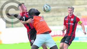 Longford Town away to Sligo Rovers in the FAI Cup