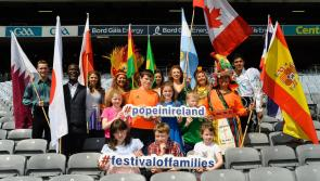 Longford children to dance for Pope Francis in Croke Park