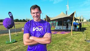 Irish Olympian David Gillick to be star attraction at this weekend's Longford parkrun
