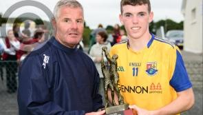 Longford U-16's stage terrific comeback to beat Down in the Gerry Reilly Cup