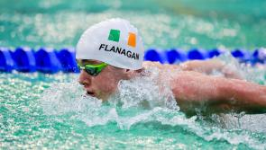Longford swimmer Patrick Flanagan targets medal in European 400m Freestyle S6 final