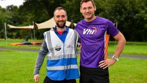Gallery: Longford parkrun Roadshow with Vhi and Olympian David Gillick