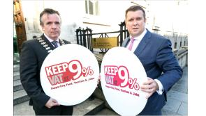 Reduced VAT rate results in 695 new jobs in Longford