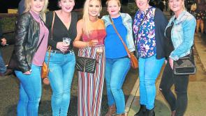 Pictures: Fun and top class entertainment at The Marquee in Drumlish