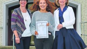Joy unbridled as 574 Leaving Certificate students in Longford receive exam results
