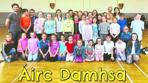 Longford children to dance for Pope in Croke Park
