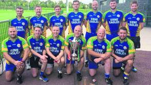Joy as Erne Eagles land All-Ireland title