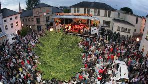 500,000 visitors and a financial windfall for Mullingar as it is named host town for Fleadh Cheoil na hÉireann 2020