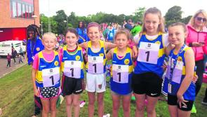 Gallery | Young Longford rising stars perform admirably at Aldi Community Games National Festival