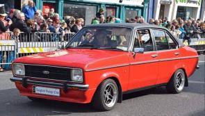 Longford Vintage Club annual car run