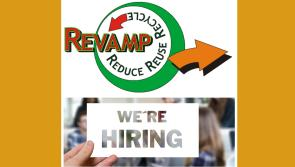 Longford Leader Jobs Alert: Revamp are recruiting a full time Project Manager