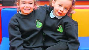 First day nerves for Longford's parents and pupils