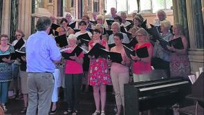 Longford County Choir tunes up for new season