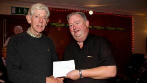 Pictures:  Killashee/Clondra bids farewell to Fr Patsy McDermott