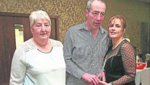 Longford Huntington's sufferer Joe Doran raises €11k for charity