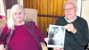 Paddy and Gertie Egan celebrate 50 years of marriage in Kenagh