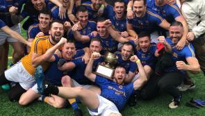 History in New York as Armagh wizard Jamie Clarke inspires Longford NY GAA to senior championship glory