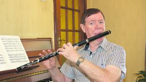 Longford musician Noel Sweeney to launch new CD tomorrow night