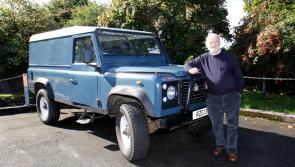 Longford Leader gallery: Car enthusiasts flock to Connolly Barracks for Longford Vintage Club annual Car Run