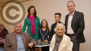 Pictures:  Success for Marguerite Donlon's 'The Last Lifeboat' at Longford's Backstage Theatre
