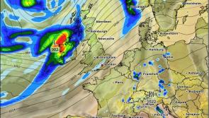 BREAKING: Status Orange weather warning extend to cover National Ploughing Championships as Storm Ali approaches