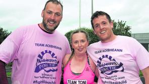 Crowds turn out in force for marathon fundraiser in memory of Longford student