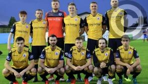 Longford Town take on the league champions UCD at City Calling Stadium