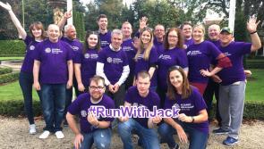 Inspirational Kildare brain injury survivor Jack Fadden returns to his native county for Clane Family Fun Run