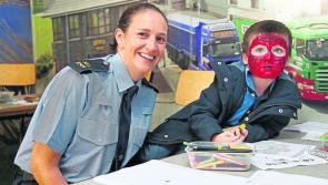 Fun and frolics galore as over 1,000 attend Longford Garda Open Day