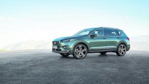 SEAT goes big with SEAT Tarraco
