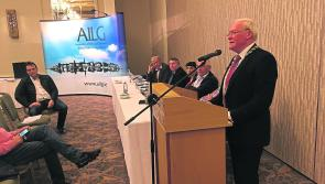 Dromard's Cllr Luie McEntire  elated by AILG presidency role