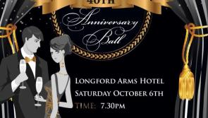 Many memories to be relived at this weekend's St Mel's Musical Society Anniversary Ball