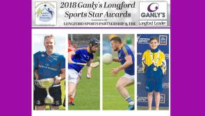 VOTE | Four nominees shortlisted for Ganly's Longford Sports of the Month award