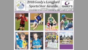 VOTE | Eight in the race for Ganly's Longford Sports of the Month award